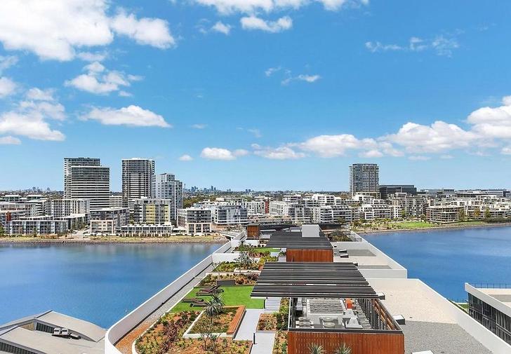 1405/18 Footbridge Boulevard, Wentworth Point 2127, NSW Apartment Photo