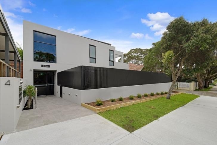 1/4 Bond Street, Mosman 2088, NSW Apartment Photo