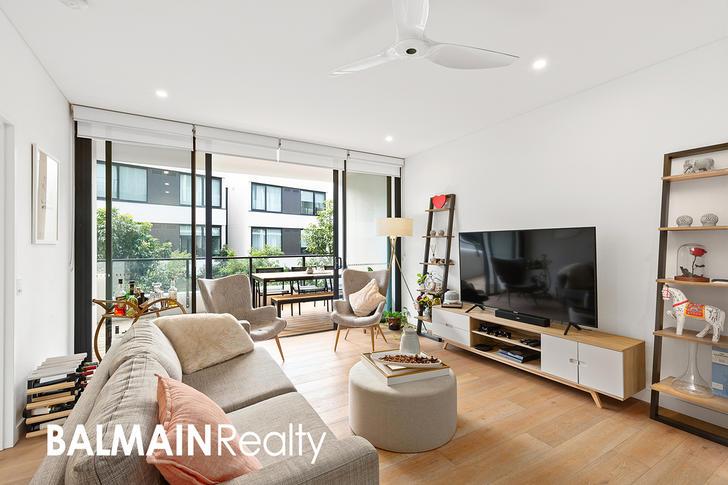 LEVEL 2/204/1 Nagurra Place, Rozelle 2039, NSW Apartment Photo