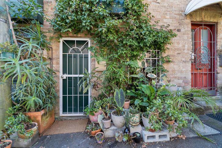 8 Rose Terrace, Paddington 2021, NSW Terrace Photo