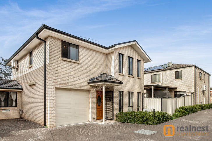 6/23 Montrose Street, Quakers Hill 2763, NSW Townhouse Photo