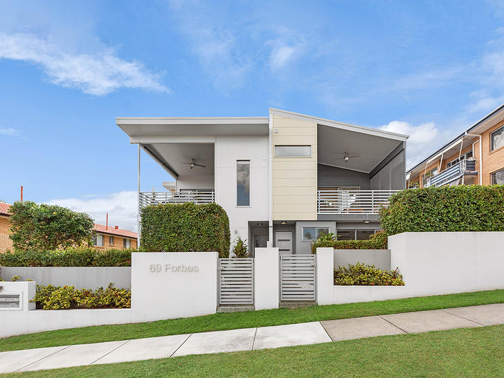 2/69 Forbes Street, Hawthorne 4171, QLD Townhouse Photo