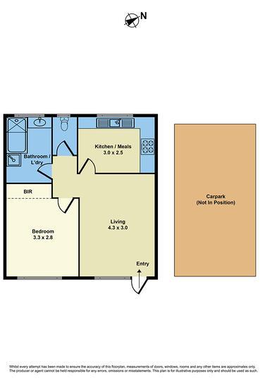 4/68 Kororoit Creek Road, Williamstown 3016, VIC Apartment Photo