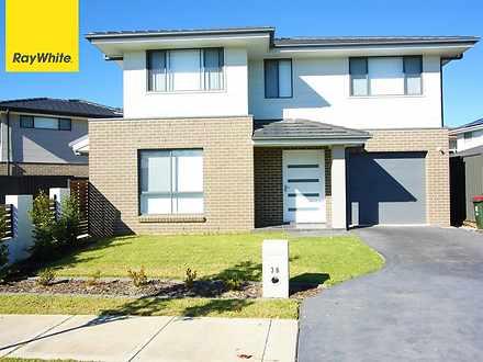 3B Smokebush Avenue, Leppington 2179, NSW House Photo