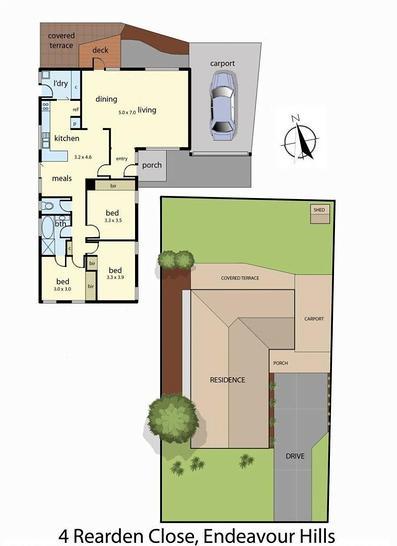 4 Rearden Close, Endeavour Hills 3802, VIC House Photo