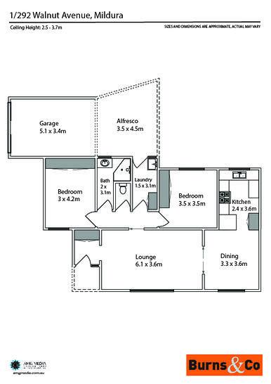1/292 Walnut Avenue, Mildura 3500, VIC House Photo