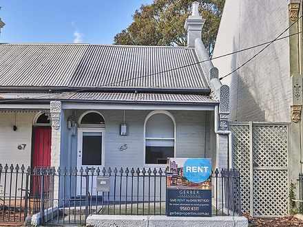 65 Trafalgar Street, Annandale 2038, NSW House Photo