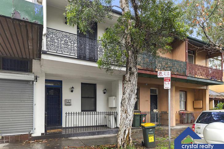 691 Elizabeth Street, Waterloo 2017, NSW Terrace Photo