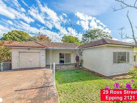 29 Ross  Street, Epping 2121, NSW House Photo