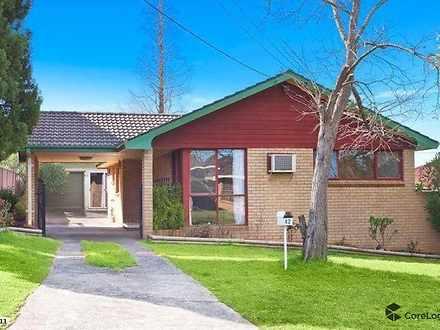 42 Maunder Avenue, Girraween 2145, NSW House Photo