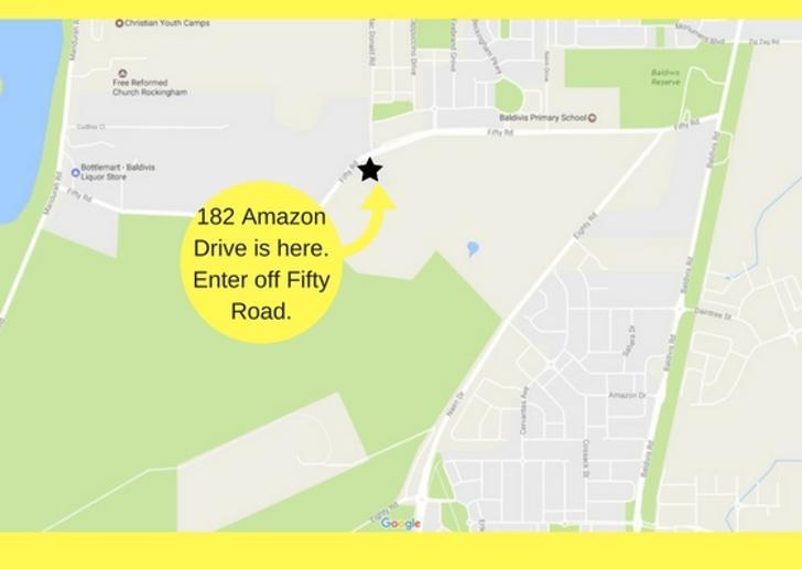 182 Amazon Drive, Baldivis 6171, WA House Photo