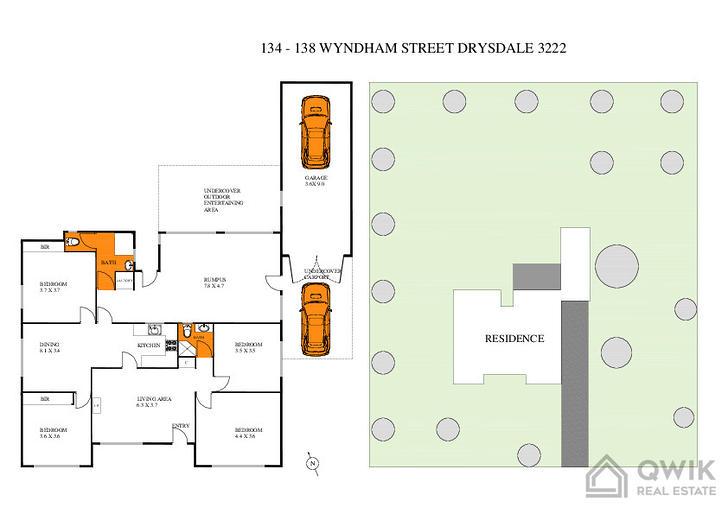 134-138 Wyndhyam Street, Drysdale 3222, VIC House Photo