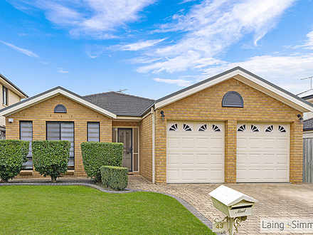 43 Lucas Circuit, Kellyville 2155, NSW House Photo