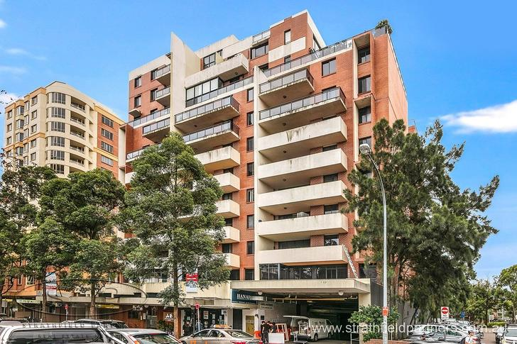 801/7-9 Churchill Avenue, Strathfield 2135, NSW Apartment Photo