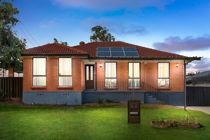 2 Neeta Avenue, Cambridge Park 2747, NSW House Photo