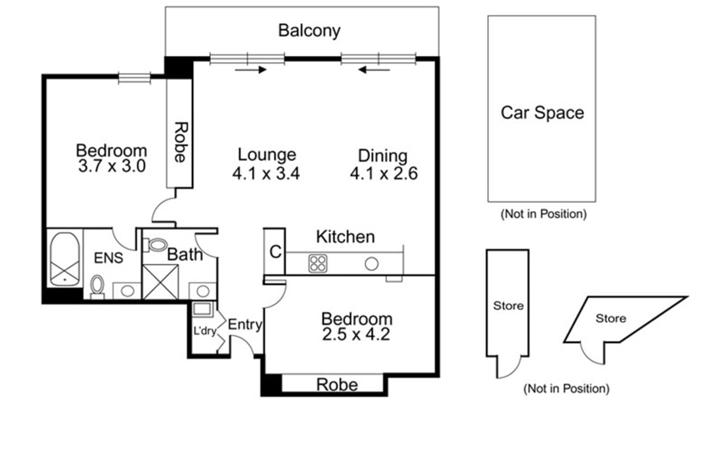 25/220 Barkly Street, St Kilda 3182, VIC Apartment Photo