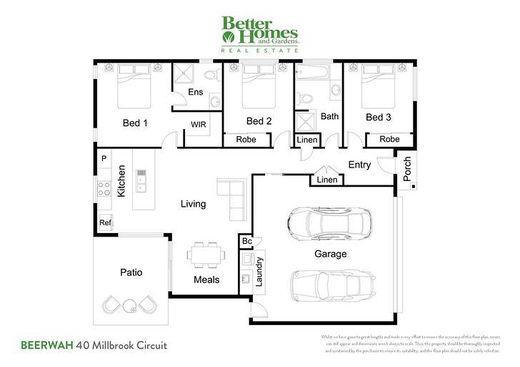 40 Millbrook Circuit, Beerwah 4519, QLD House Photo