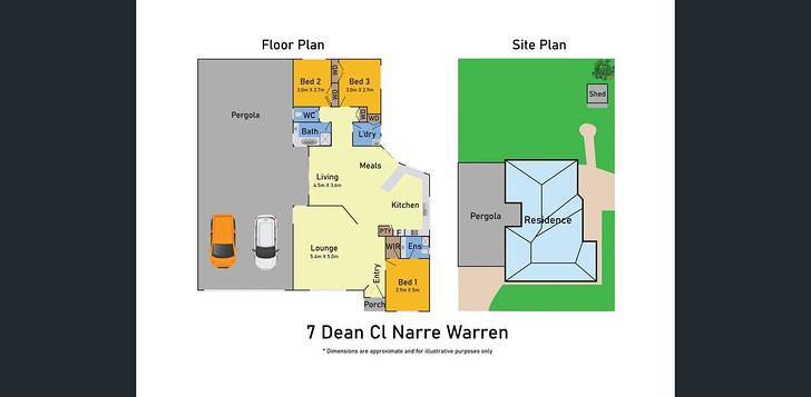 7 Dean Close, Narre Warren South 3805, VIC House Photo
