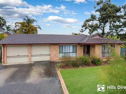 18 Barnier Drive, Quakers Hill 2763, NSW House Photo