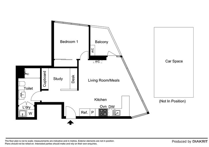 1506/3-5 St Kilda Road, St Kilda 3182, VIC Apartment Photo