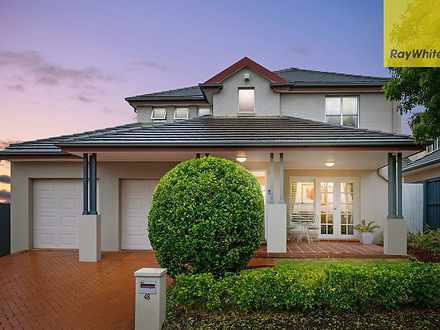 48 Hunterford Crescent, Oatlands 2117, NSW House Photo