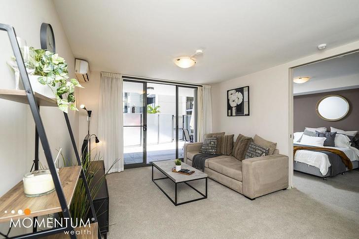 16/369 Hay Street, Perth 6000, WA Apartment Photo