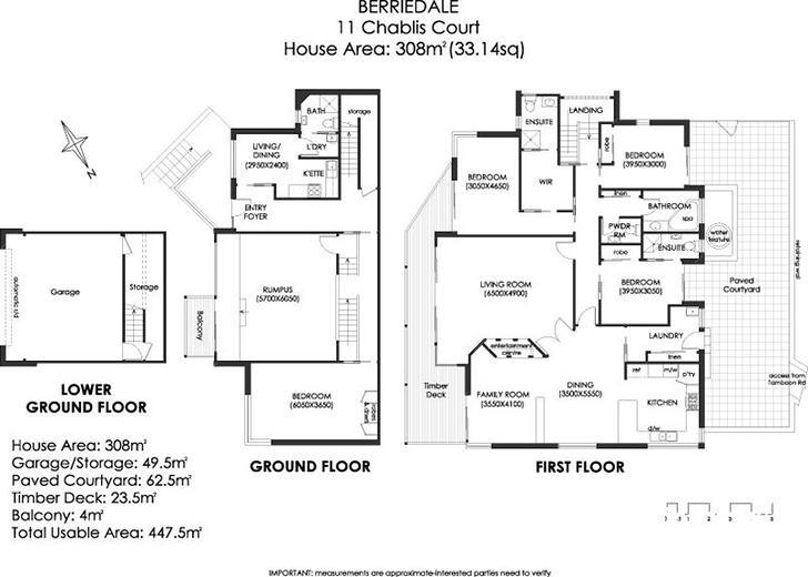 11 Chablis Court, Berriedale 7011, TAS House Photo