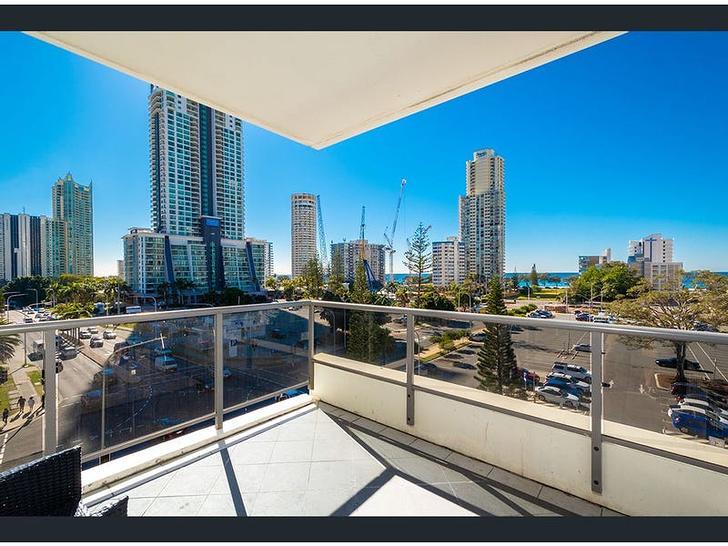 805/18 Cypress Avenue, Surfers Paradise 4217, QLD House Photo