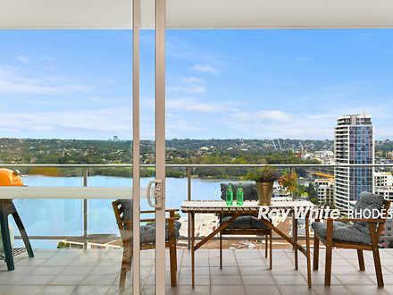 1803/43 Shoreline Drive, Rhodes 2138, NSW Apartment Photo