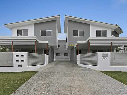 1/55 Hill Crescent, Carina Heights 4152, QLD Townhouse Photo