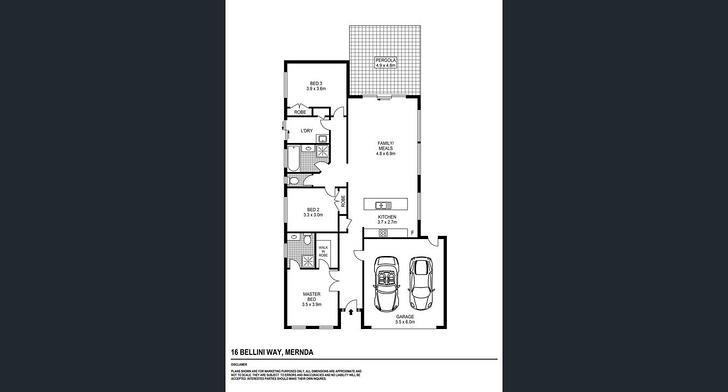 16 Bellini Way, Mernda 3754, VIC House Photo