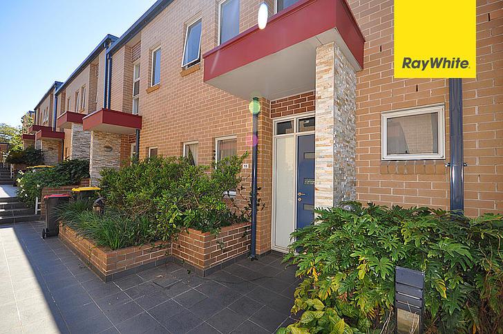 9/34-40 Frances Street, Lidcombe 2141, NSW Townhouse Photo