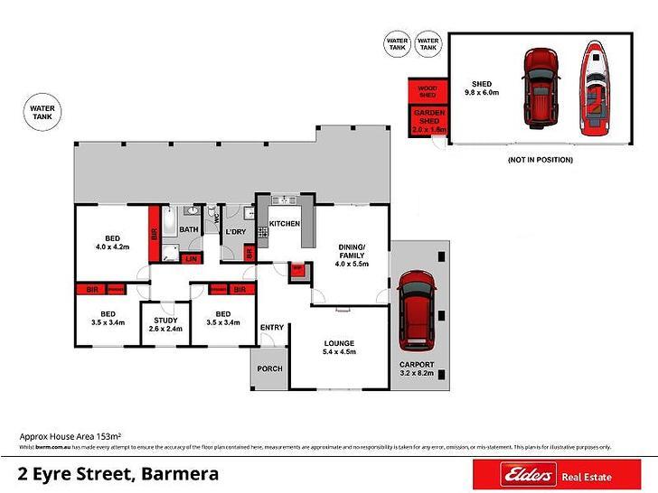 2 Eyre Street, Barmera 5345, SA House Photo