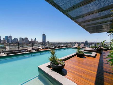 803/111 Melbourne Street, South Brisbane 4101, QLD Apartment Photo