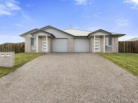 UNIT 2/34 Woleebee Drive, Glenvale 4350, QLD Unit Photo