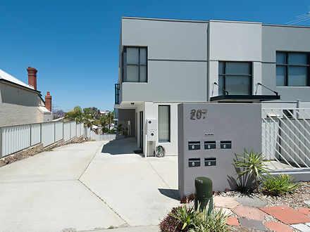 3/207 Walcott Street, North Perth 6006, WA Townhouse Photo