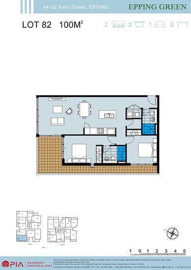 82/44 - 52 Kent Street, Epping 2121, NSW Apartment Photo