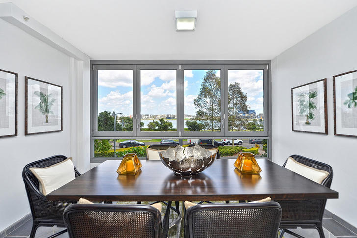 267/8A Mary Street, Rhodes 2138, NSW Apartment Photo