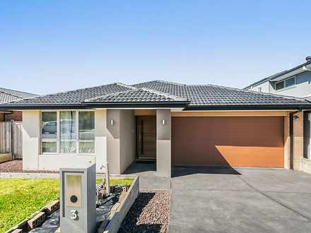 3 Fernlea Street, Clyde North 3978, VIC House Photo