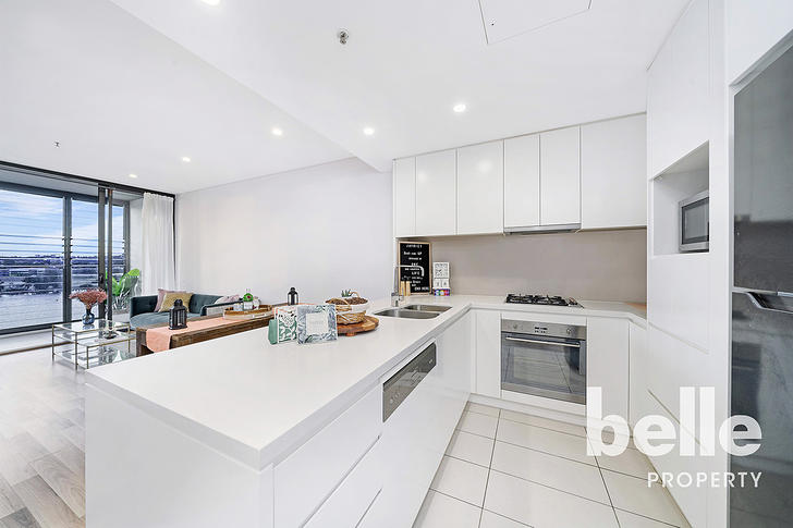 807/36 Shoreline Drive, Rhodes 2138, NSW Apartment Photo
