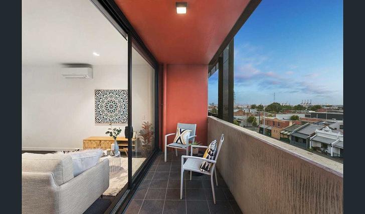 302/107 Hawke Street, West Melbourne 3003, VIC Apartment Photo