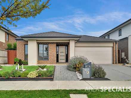 38 Deoro Parade, Clyde North 3978, VIC House Photo