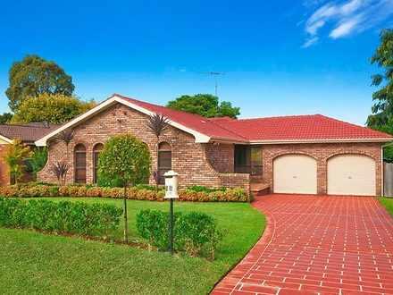 53 Malonga Avenue, Kellyville 2155, NSW House Photo