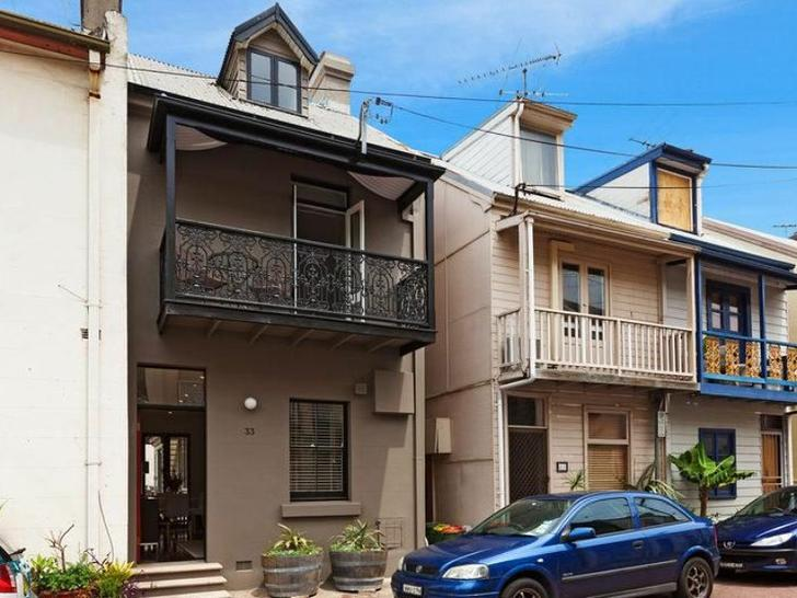 33 Ada Place, Ultimo 2007, NSW House Photo