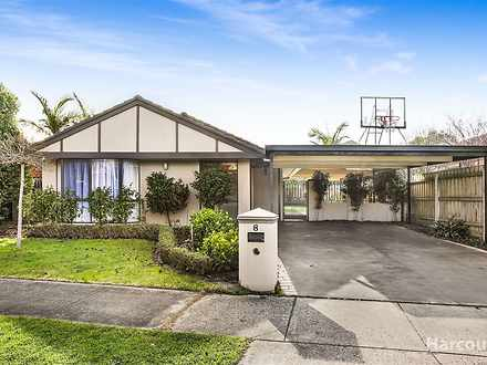 8 Crystal Brook Court, Narre Warren South 3805, VIC House Photo