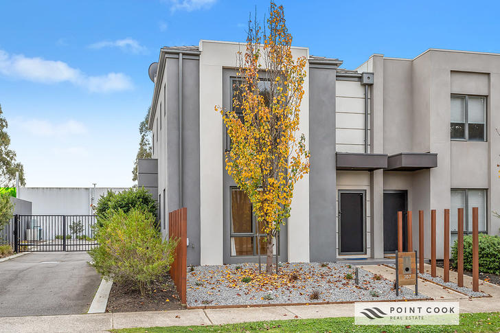 107 Campaspe Way, Point Cook 3030, VIC Townhouse Photo