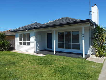26 Glover Street, Newcomb 3219, VIC House Photo