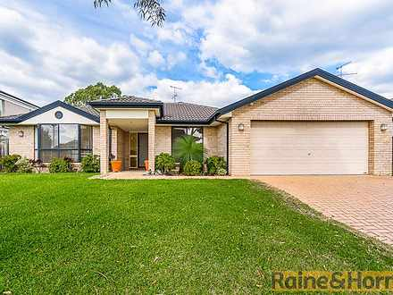 22 Scribblygum Circuit, Rouse Hill 2155, NSW House Photo