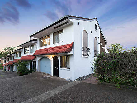 1/120 Station Road, Indooroopilly 4068, QLD Townhouse Photo
