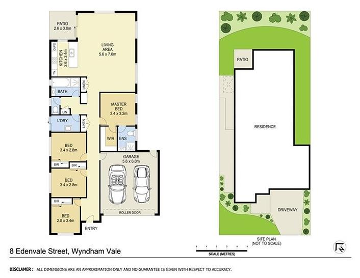 8 Edenvale Street, Manor Lakes 3024, VIC House Photo